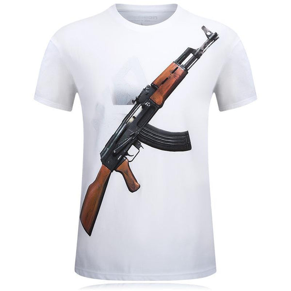 The AK47 T-Shirt - EconomicShopping