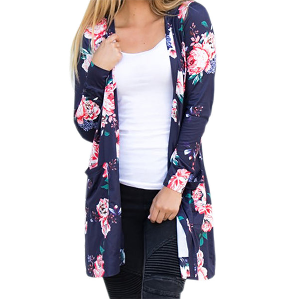 Summer Coat Kimono Casual Jacket - EconomicShopping