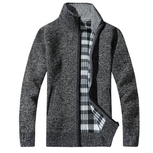 Wool Cardigan Full Sleeves - EconomicShopping