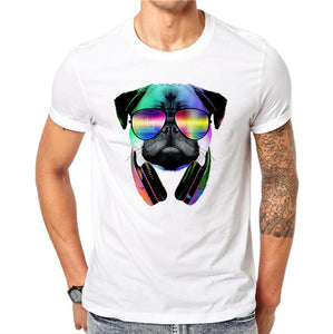 The Dog DJ T-Shirt - EconomicShopping