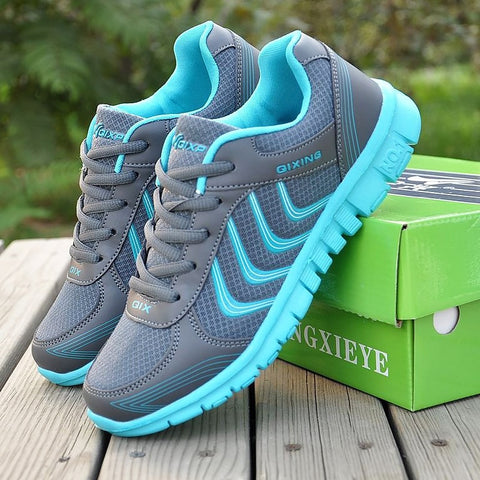 Breathable Tennis Shoes - EconomicShopping