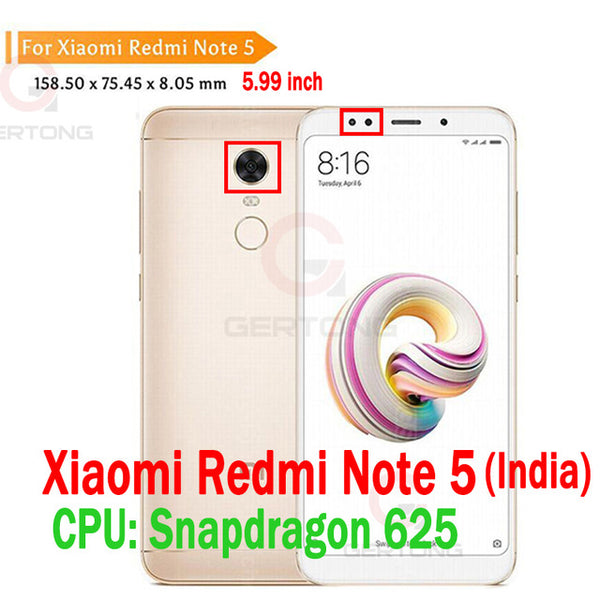Full Cover Tempered Glass For Xiaomi Redmi 4X 5 Plus 4A 5A Redmi Note 5 Pro 4X Note 4 5A Prime Screen Protector Toughened Film - EconomicShopping