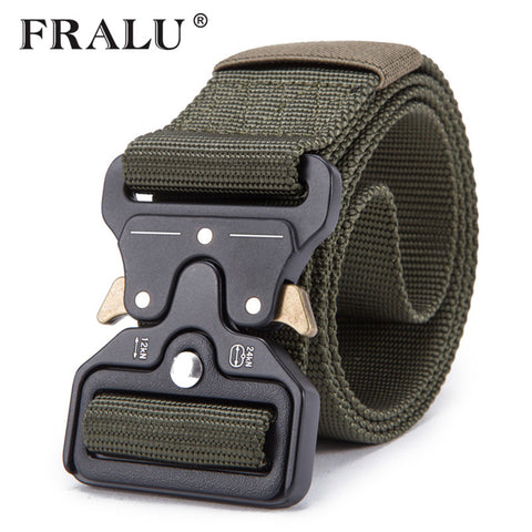 Tactical Military Belt - EconomicShopping
