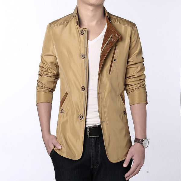 Simple Bussiness Coat Casual Jacket - EconomicShopping