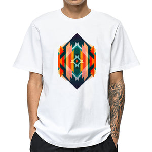 The Geometry T-Shirt - EconomicShopping