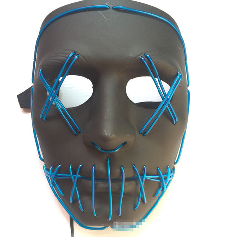 Halloween Led Luminous Mask - EconomicShopping