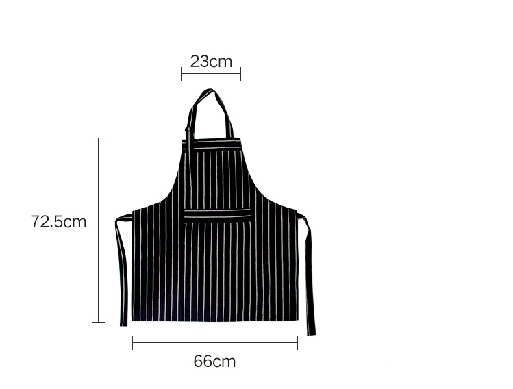Cotton Aprons for Home Chefs Gift For Him - inno+ home-innoplus kitchen