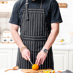 Cotton Aprons for Home Chefs - inno+ home-innoplus kitchen