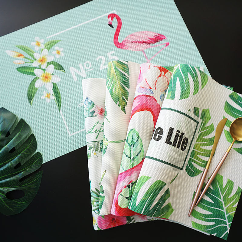 Flamingo Design Kitchen Tea Towel - inno+ home-innoplus kitchen