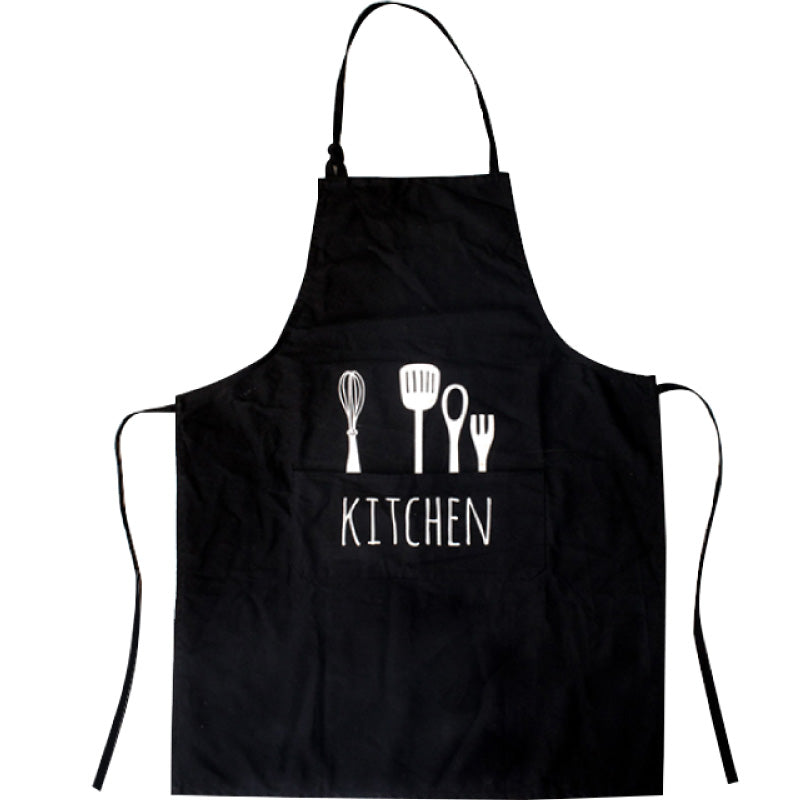 Korean Style Cotton Aprons - inno+ home-innoplus kitchen