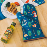 Oven Mitts Kitchen Protective Gloves Potholders - inno+ home-innoplus kitchen