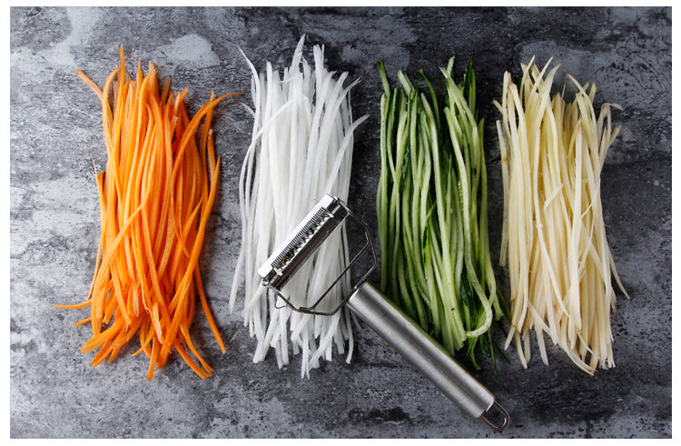Multi-functional Vegetable Fruit Peeler - inno+ home-innoplus kitchen
