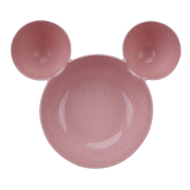 inno+,innoplus,mickey mouse bowl, bowls,cute bowls, kids bowls