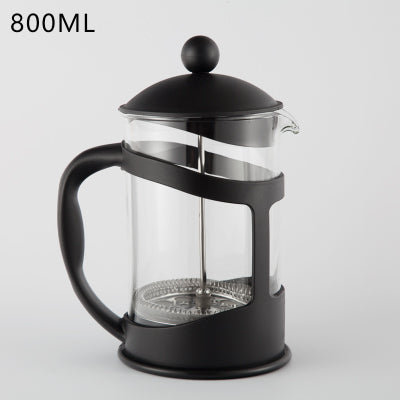 inno+ French Press Tea/Coffee Pot Insulated Filter Plunger