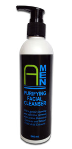 MEN'S PURIFYING FACIAL CLEANSER
