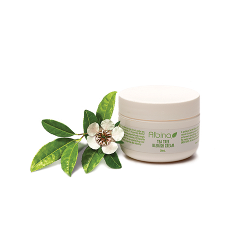 Tea-Tree Blemish Cream