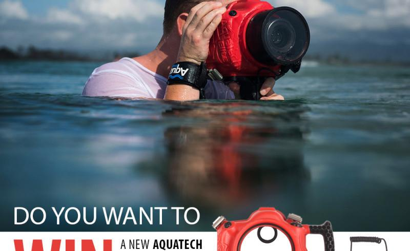 Win an AquaTech BASE Water Housing Kit flyer