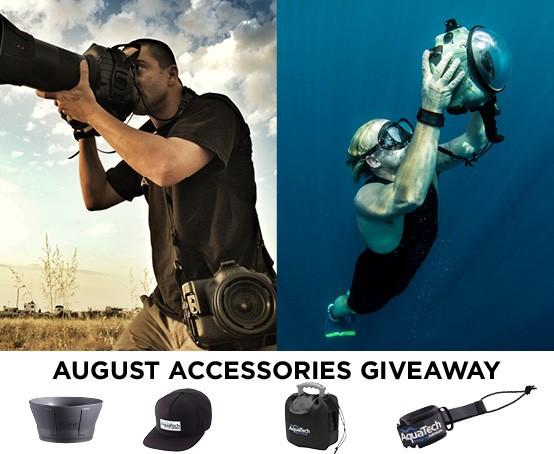 August Accessories Giveaway