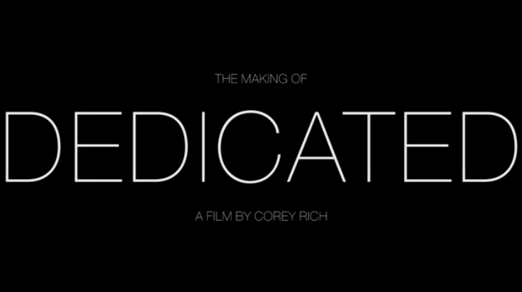 The Making of Dedicate, a film by Corey Rich