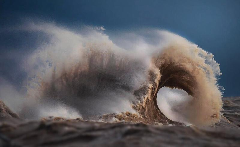 Furious Water cover shot by Dave Sandford