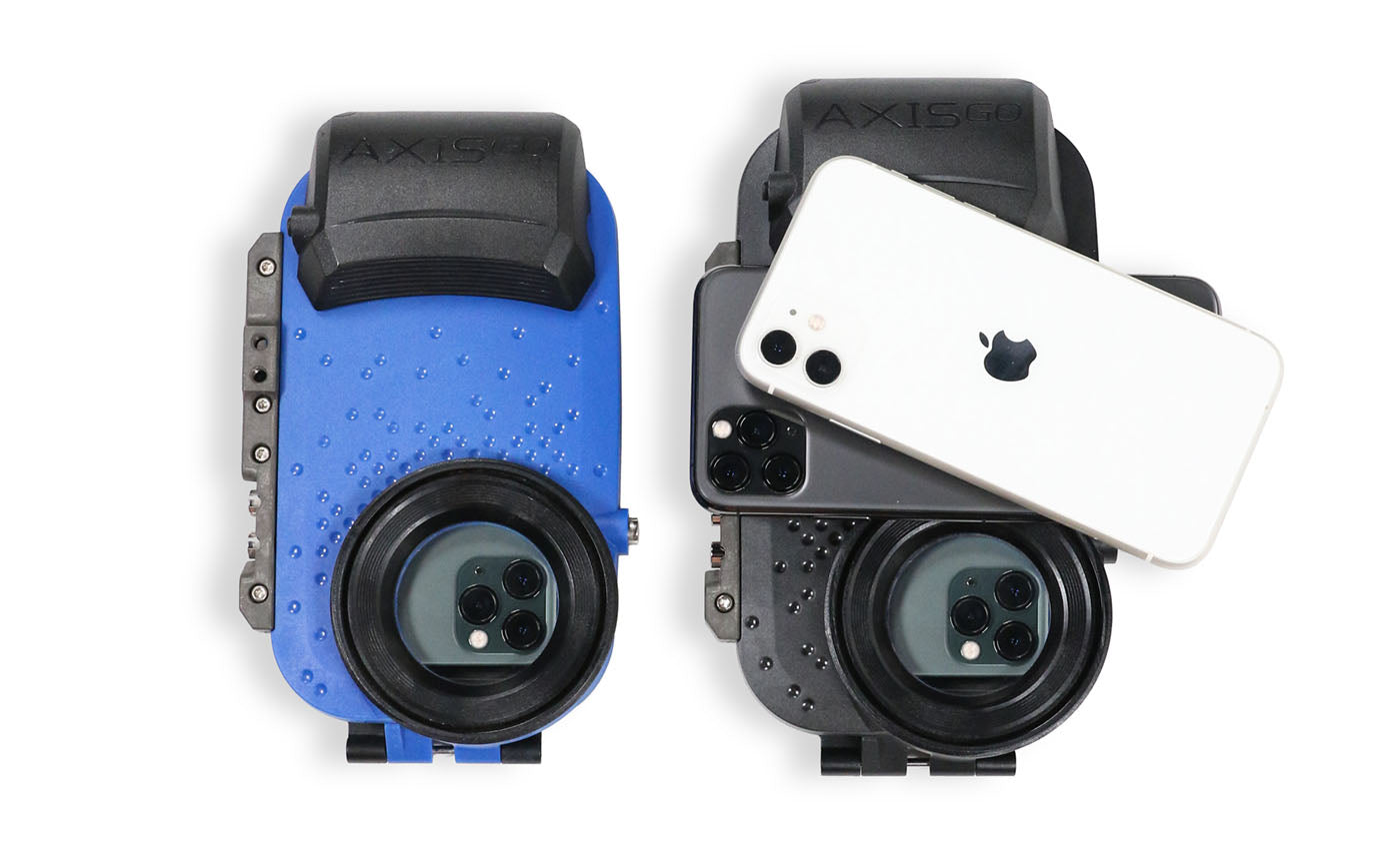 axisgo iphone water housing