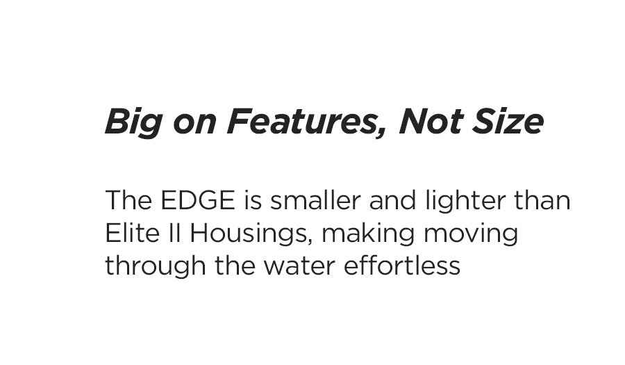 edge water housing features