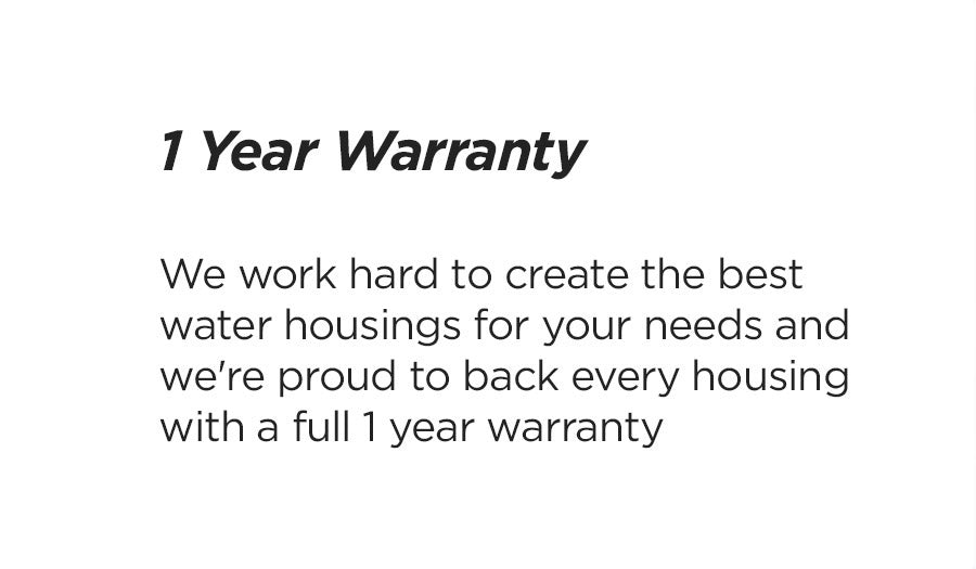 edge water housing warranty