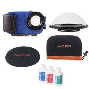AxisGO 11 Pro Max Over Under Kit
