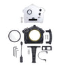ATB A6500 Sony Water Housing kit exploded view