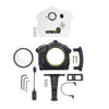 Fujifilm camera water housing exploded view