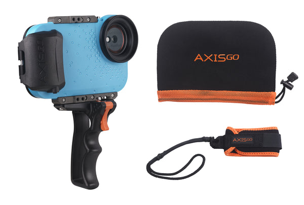AxisGO 11 / 11 PRO MAX<br> XS MAX / XR<br> Action Kit