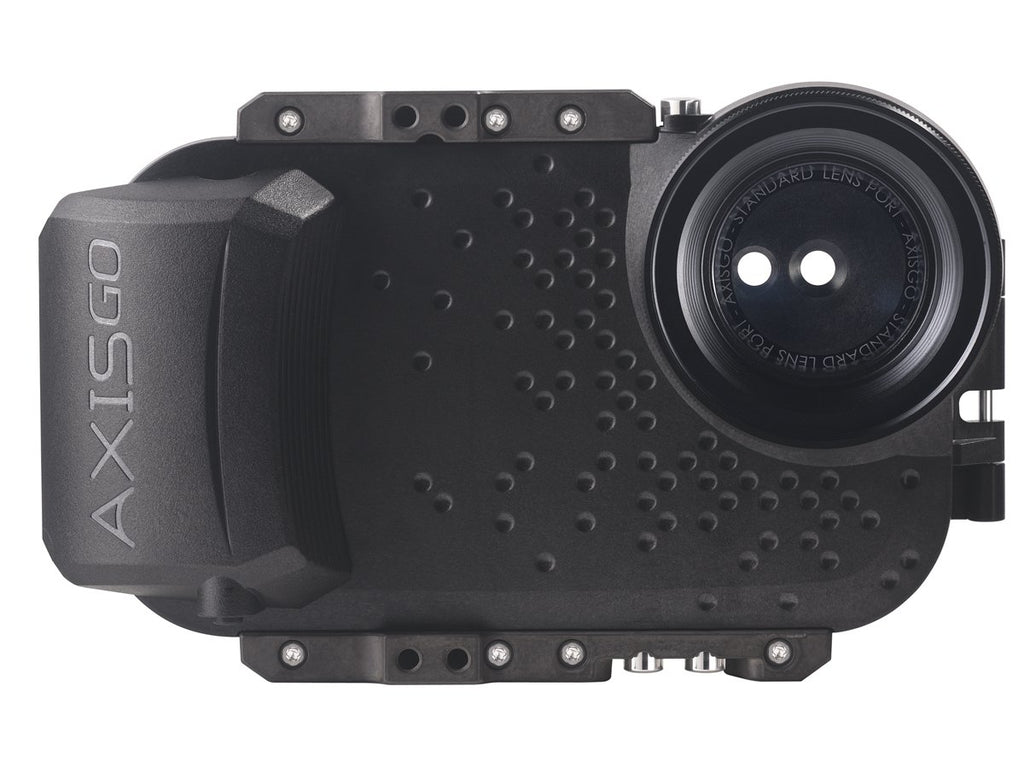 AxisGO 11 PRO Water Housing<br> for iPhone 11 Pro<br> Moment Black