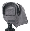 SSRC XLARGE - Camera Rain Cover fully covering a camera