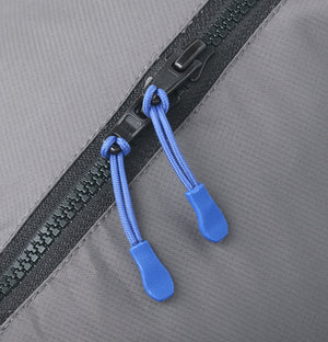 SSRC XLARGE - Camera Rain Cover zipper close up