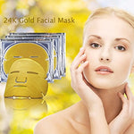 European Gold Collagen Face Mask 6 or 12 Pack