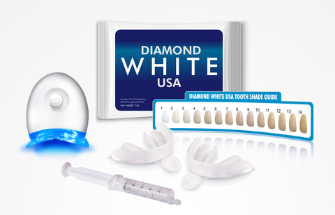 Diamond White Usa >> Diamondwhiteusa Whitening Kit