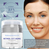 Retinol Anti-Aging Face Lift Cream