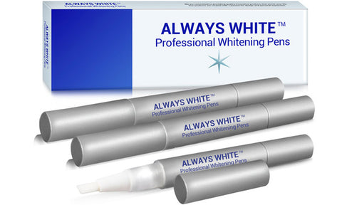Three Always Whitening Pens