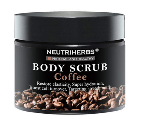 Organic Coffee Scrub – Coffee Scrub for Cellulite