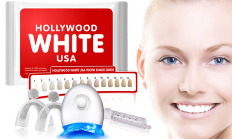 HollywoodWhiteUSA Whitening Kit