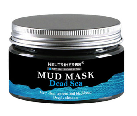 Facial Deep Cleansing Mud Mask