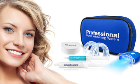 Professional Home Whitening System w/ FREE Lifetime Gel Refills