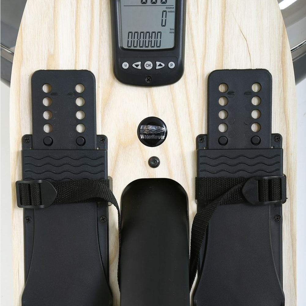 WATERROWER A1 HOME ROWING MACHINE WITH A1 MONITOR