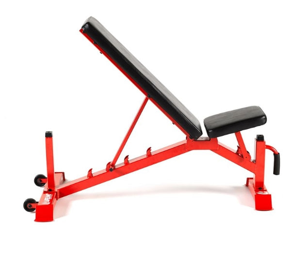 LifeLine Adjustable Utility Weight Bench
