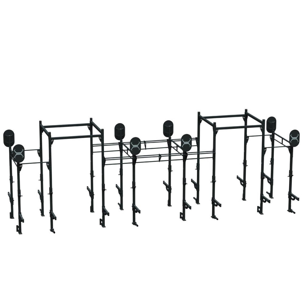 Torque 34 X 6 Pull-Up Rack – X1 Package
