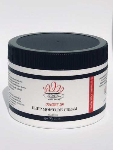 """Double Up"" Deep Moisture Cream"