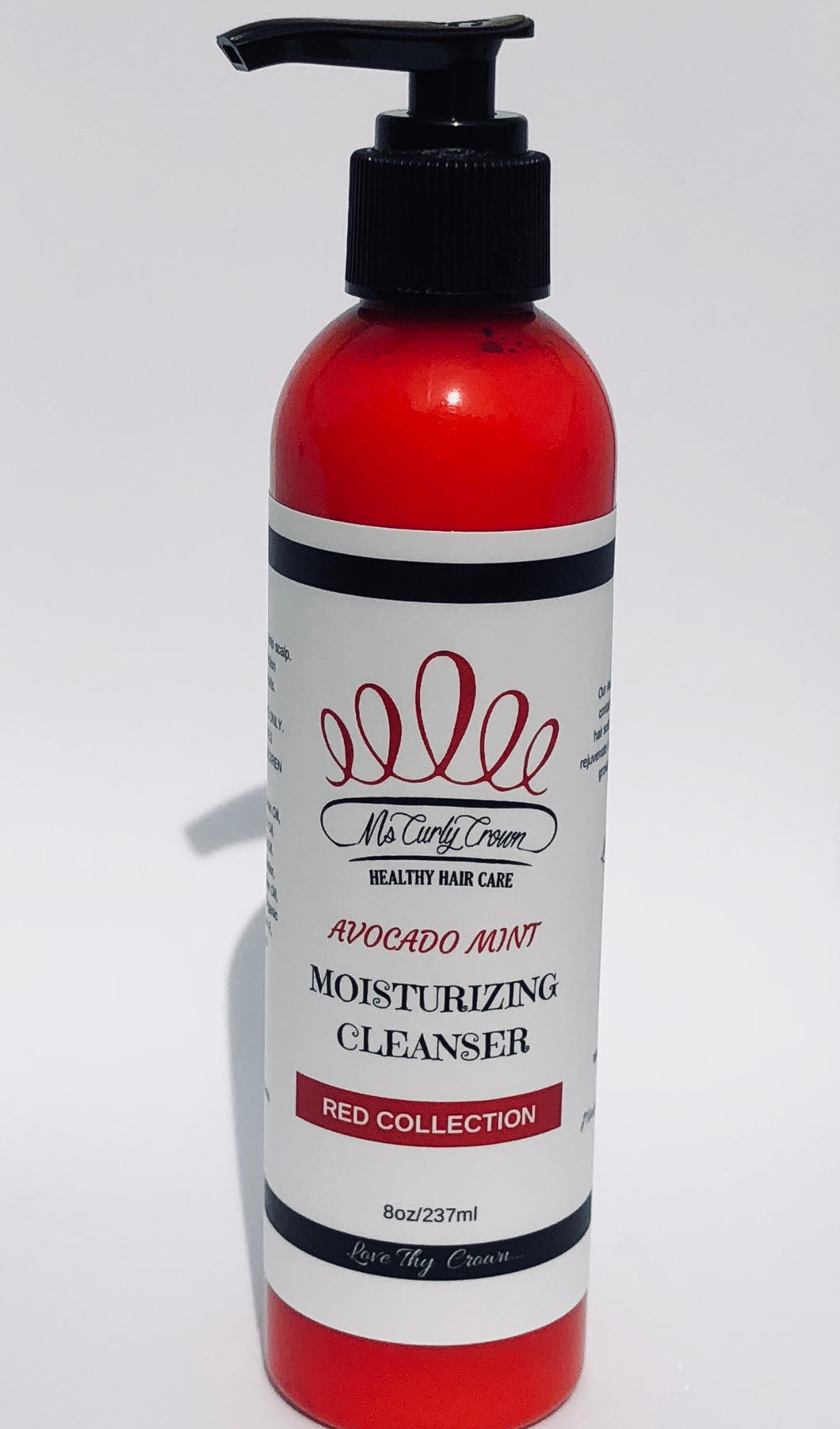 Avocado Mint Moisturizing Cleanser
