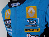 Fernando Alonso 2006 Racing Suit replica / Renault F1