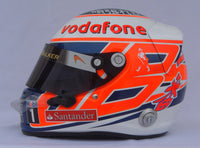 "Jenson Button 2011 ""SUPPORT JAPAN"" Replica Helmet / Mc Laren F1"