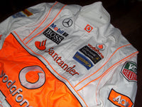 Jenson Button 2013 Racing suit Replica / Mc Laren F1